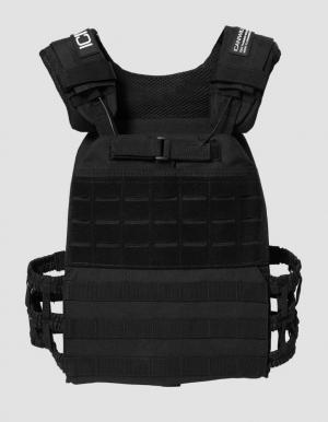 ICANIWILL Weight Training Vest v2 Black - S
