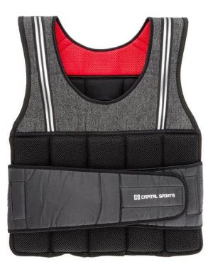 Weighted Vest Capital Sports Vestpro 10 kg