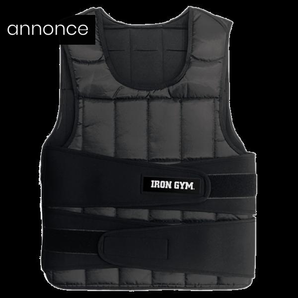 Iron Gym Weight Vest, 10 kg